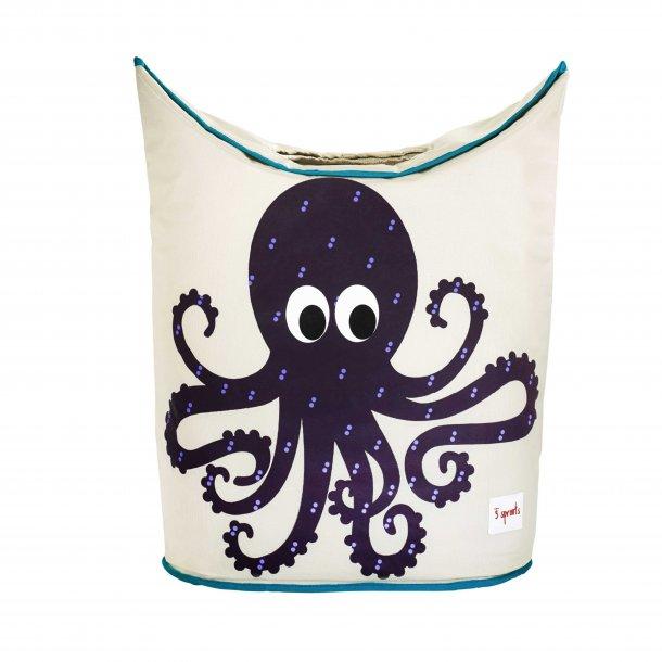 3 Sprouts - Vasketøjskurv, Octopus