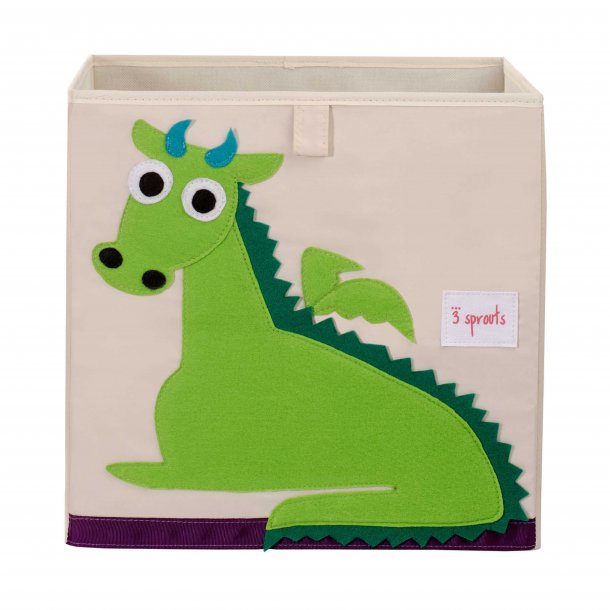 3 Sprouts - Opbevaringskasse, Dragon