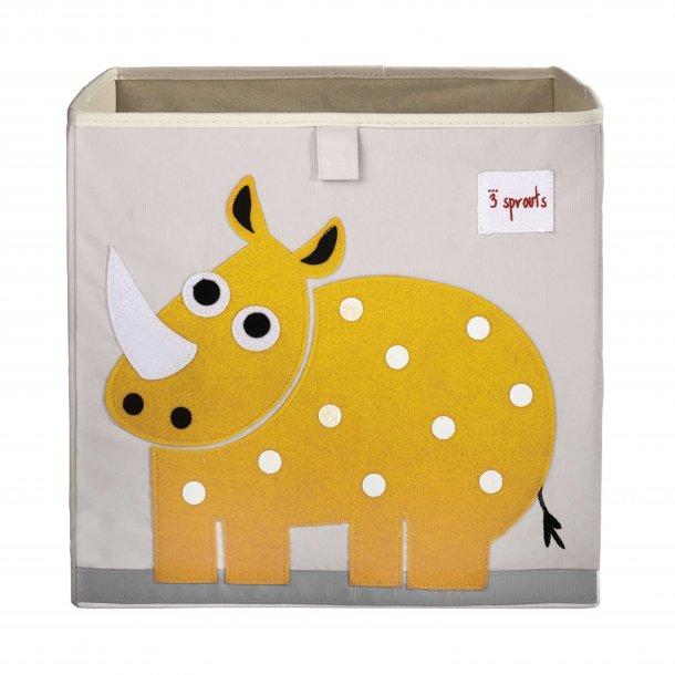 3 Sprouts - Opbevaringskasse, Rhino