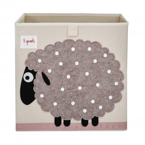 3 Sprouts - Opbevaringskasse, Sheep