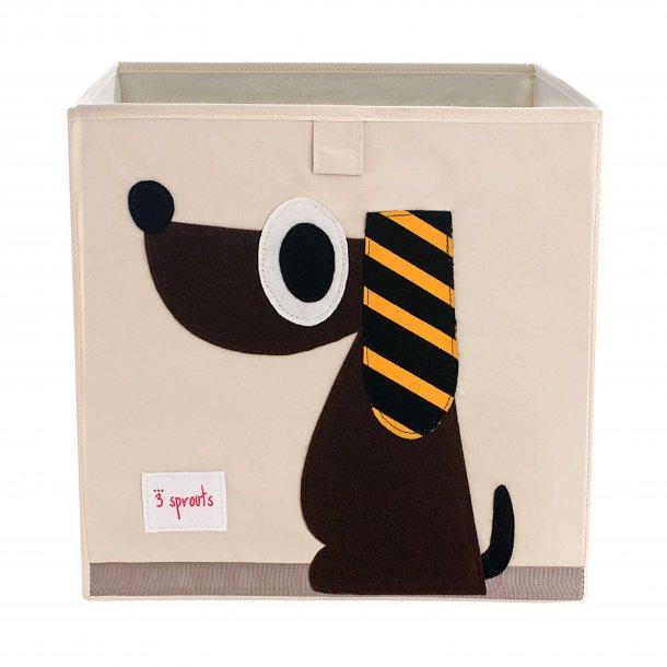 3 Sprouts - Opbevaringskasse, Hund