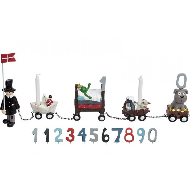 KIDS by FRIIS - Fødselsdagstog, H.C. Andersen Dreng