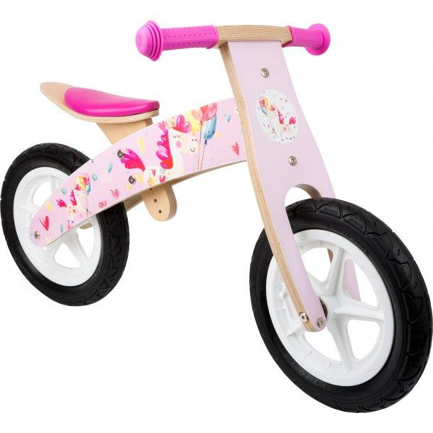 Small foot - Balance Cykel - Unicorn/Pink