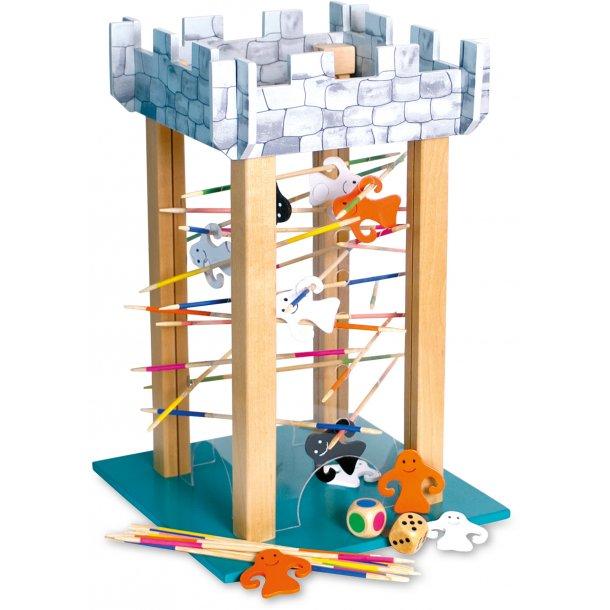 Small foot - Balance Spil, Spøgelsestårn