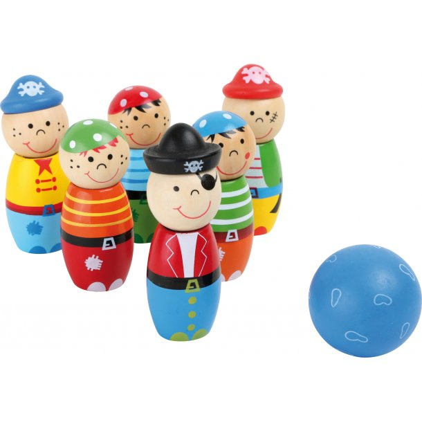 Small foot - Bowling, Pirater