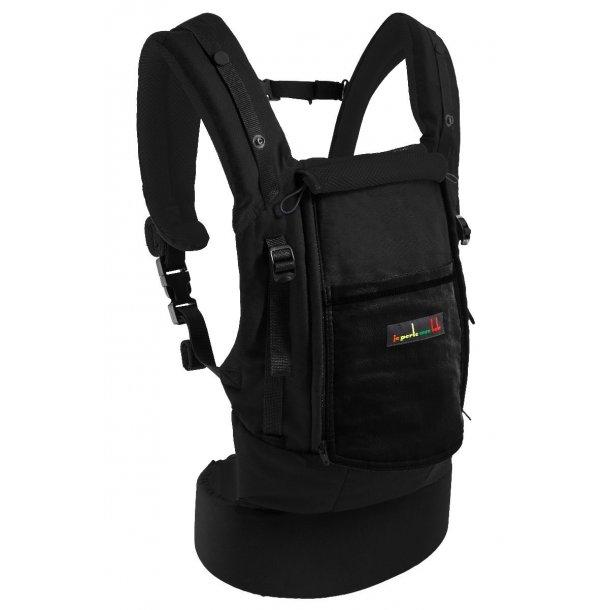 Je port mon bébé - Physio carrier bæresele med spædbarn indsats