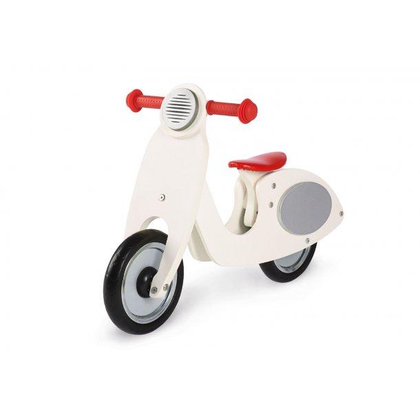 Pinolino - Løbecykel Vespa - Wanda/Cremehvid