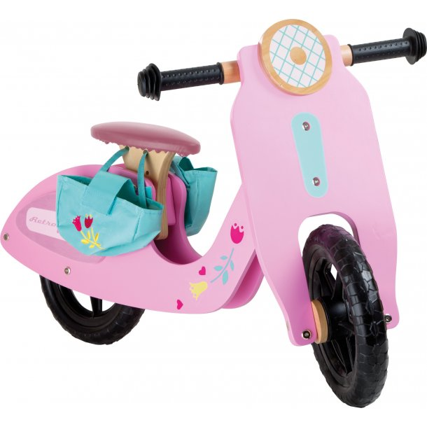 Small foot - Balance Cykel - Speedster/Pink