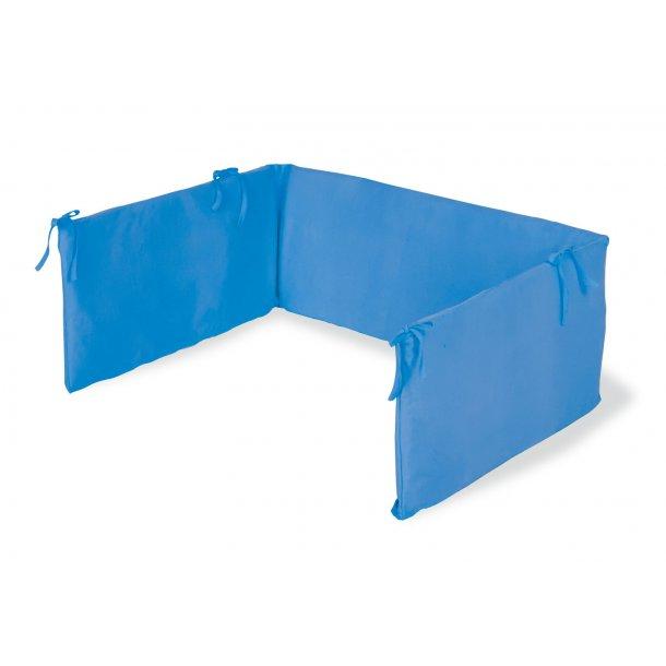 Pinolino - Sengerand til Babyseng 165x28cm - Jersey/Blå